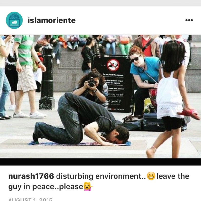 """""""Help help! I'm being oppressed and I can't get up!"""" Muslims' flawed perception, oversensitive and disproportionate response to thecommonplace"""